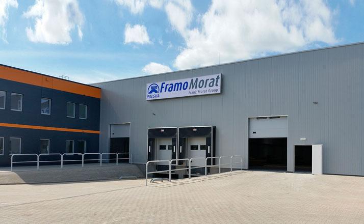 Framo Morat PL Gebäude