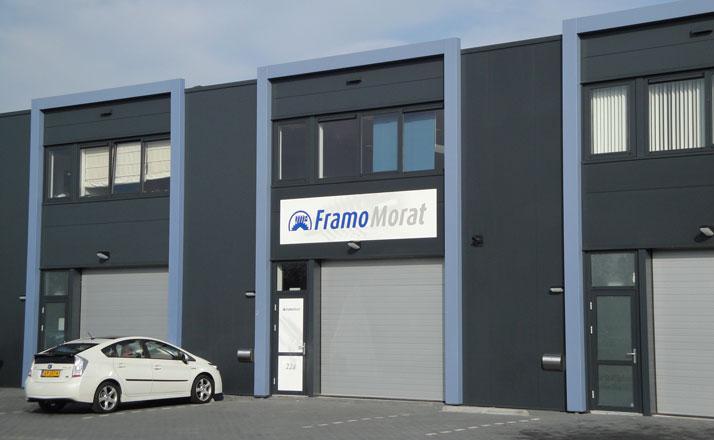 Framo Morat BV Gebäude